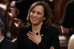Kamala Harris Lindsey Graham Impeachment Threat