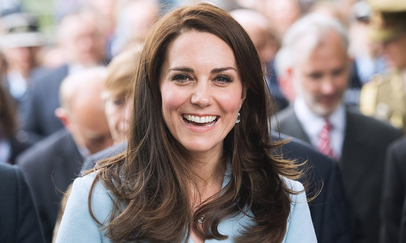 Kate Middleton Prince William Baby Number Four