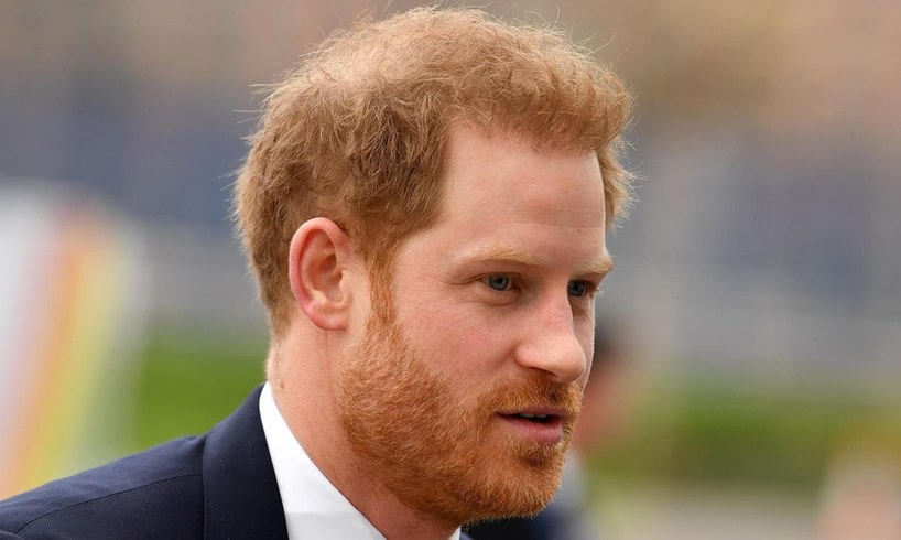 Prince Harry Meghan Markle Queen Elizabeth Prince Philip Hospital Trip