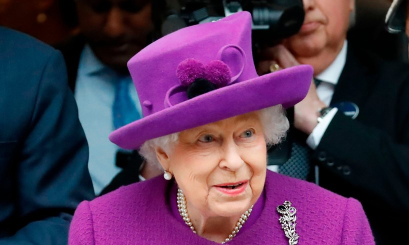 Queen Elizabeth Prince Harry Meghan Markle Oprah Winfrey Interview