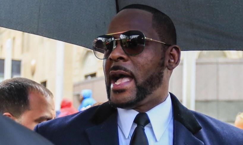 R. Kelly Friend Pleads Guilty Richard Airline Jr