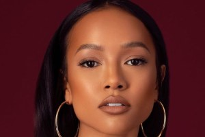 Karrueche Tran Victor Cruz Breakup Chris Brown Post