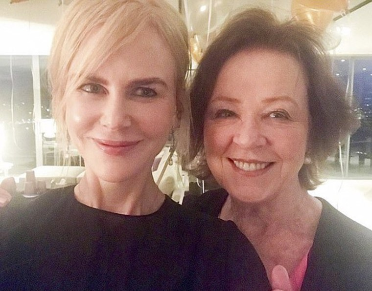 Nicole Kidman Mother Janelle Ann Kidman