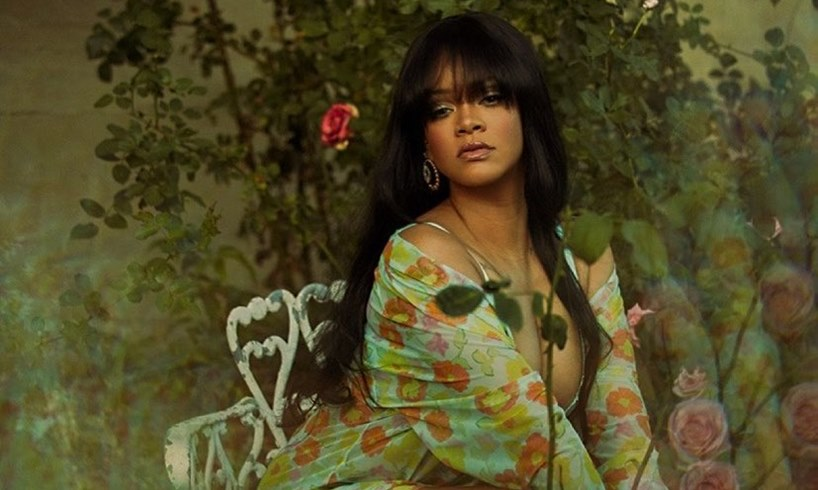 Rihanna Savage X Fenty Line Bikini Photos