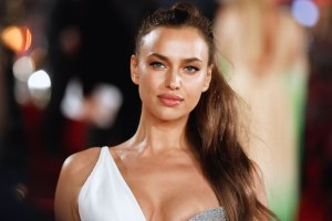 Irina Shayk Bradley Cooper New York Photo
