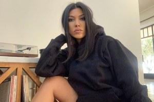 Kourtney Kardashian Addison Rae Travis Baker Steph Sheperd Photo