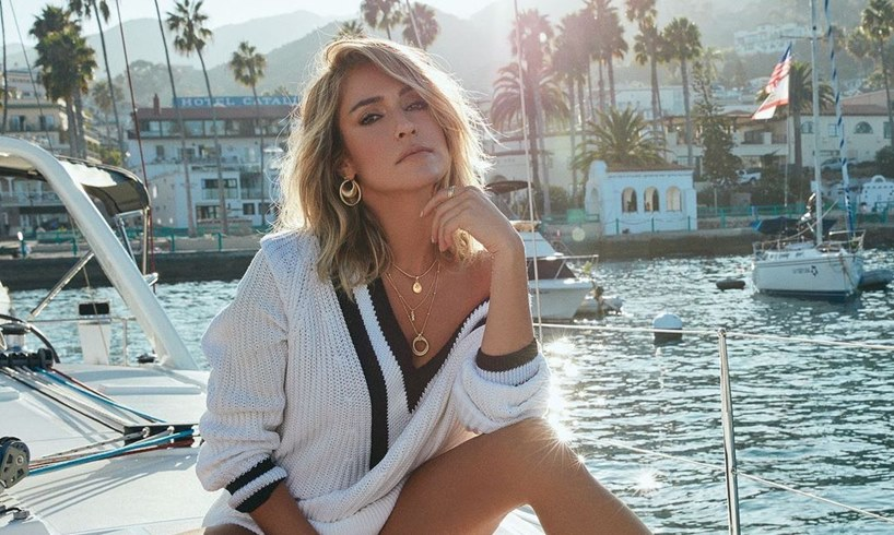 Kristin Cavallari Sails Away In Exquisite Bikini Photos After Landing In Legal Trouble With Jay Cutler - US Daily Report