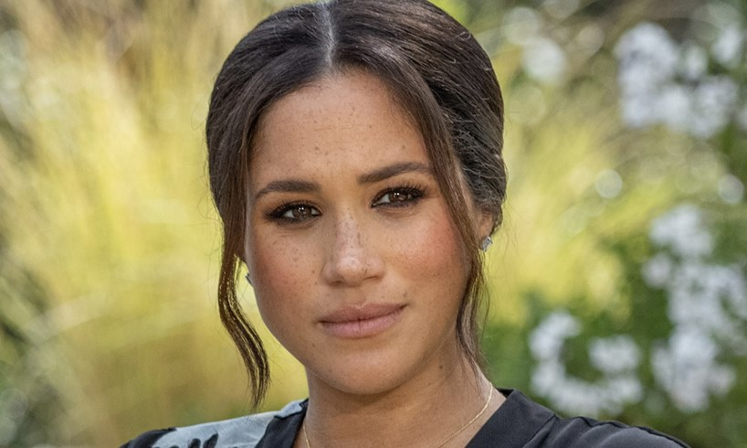 Meghan Markle Prince Harry Child Archie Skin Tone Lady Colin Campbell