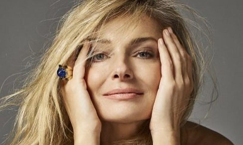 Paulina Porizkova Model Vogue Czechoslovakia Cover Photo