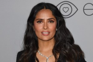 Salma Hayek Anthony Hopkins Dance Video