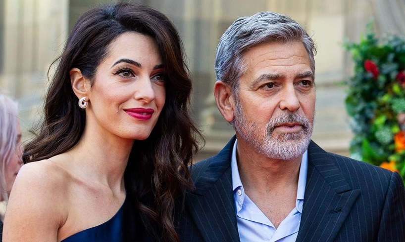 George Clooney Might Not Get His Birthday Present That Is Fit For Amal Clooney And Their Twins According To This Video - US Daily Report