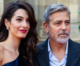 Amal Clooney George Video France Dream Property