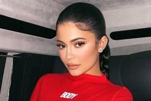 Kylie Jenner Travis Scott Stormi Webster Photos