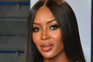 Naomi Campbell Welcomes Babygirl Photo