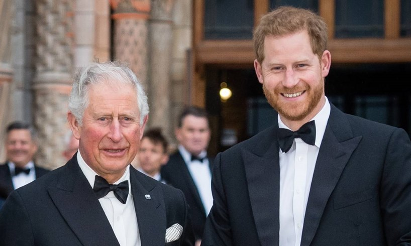 Prince Charles Harry Meghan Markle Snub Archie Harrison Mountbatten Windsor Birthday Message