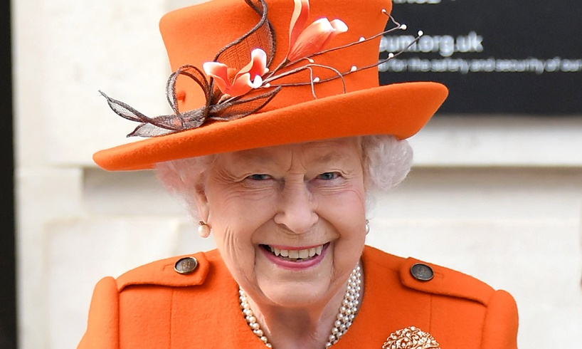 Queen Elizabeth Prince Harry Meghan Markle Lie