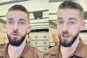 UPS Driver Unreasonable Request From Customer Video TikTok