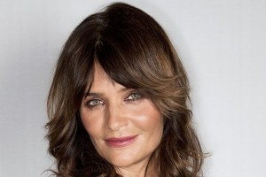Helena Christensen Modeling Photos New Campaign