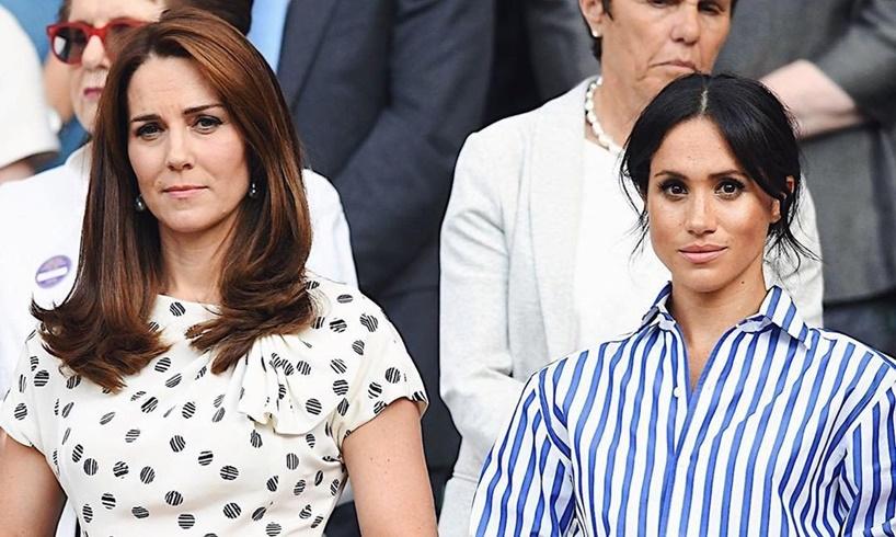 Kate Middleton Meghan Markle Prince Harry Royal Family