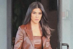 Kourtney Kardashian Scott Disick Kim Keeping Up With The Kardashians KUWTK