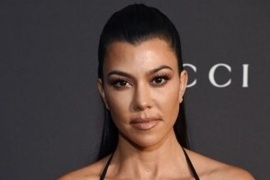Kourtney Kardashian Travis Barker Ex Shanna Moakler Face Tattoos Fake