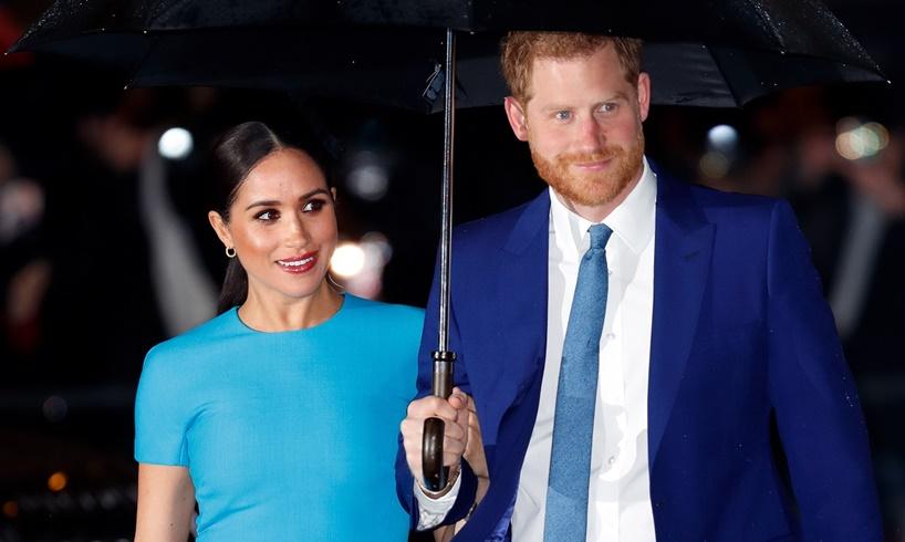Meghan Markle Prince Harry Children