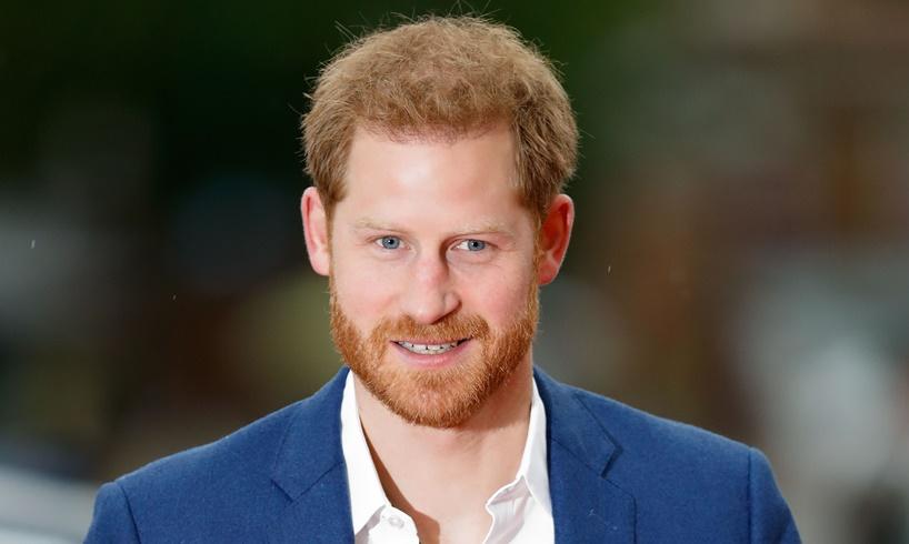 Prince Harry Best Friend Thomas Skippy Inskip Oprah Winfrey Meghan Markle
