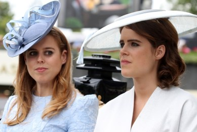 Princess Beatrice Eugenie Fighting Over Prince Harry Meghan Markle Drama