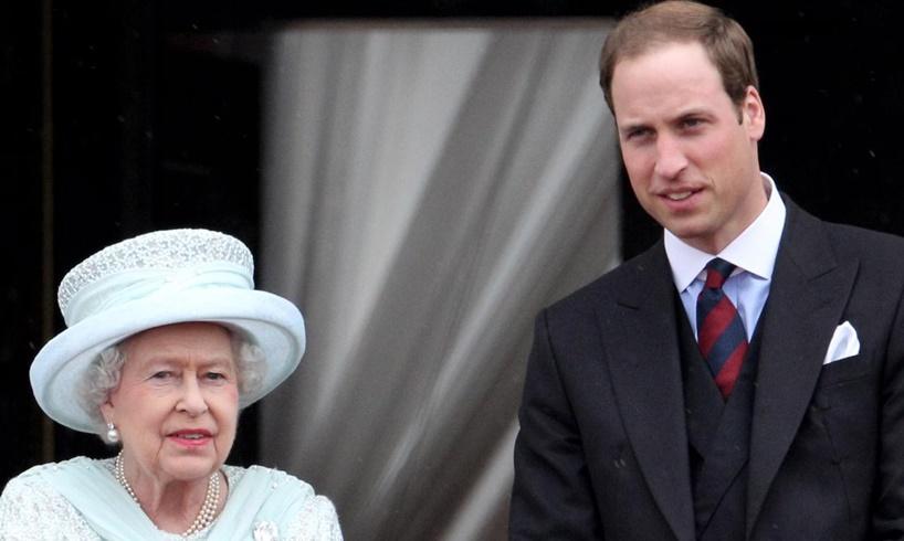 Queen Elizabeth Prince William Harry Interviews