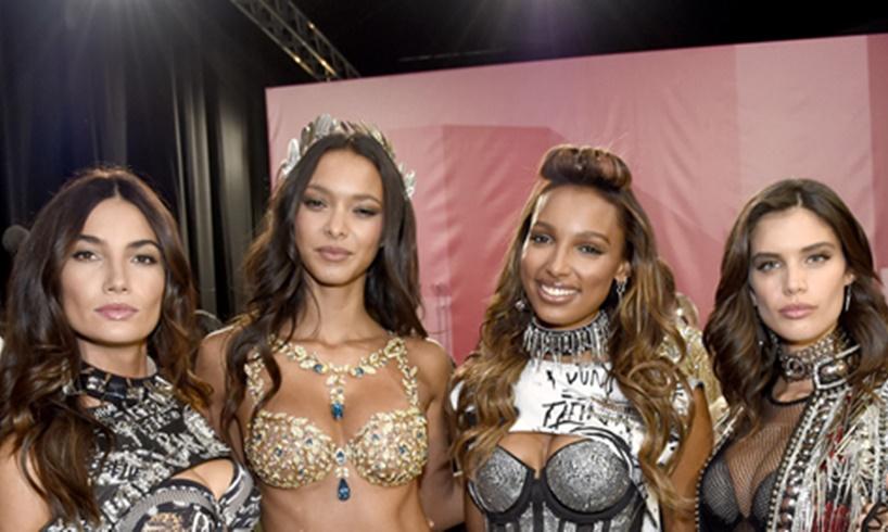 Victoria's Secret Priyanka Chopra Megan Rapinoe Angels