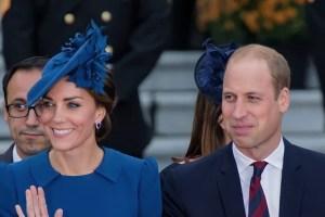 Kate Middleton Prince William George King