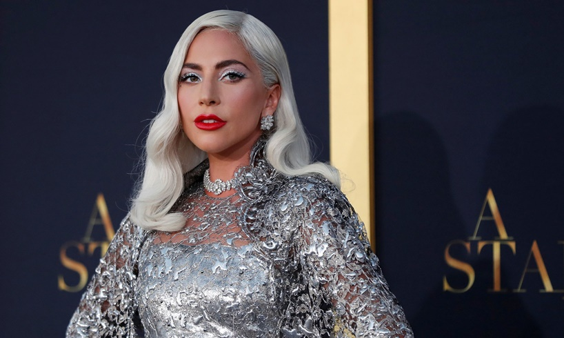 Lady Gaga Tony Bennett New Collaboration Makeup Issues Actress