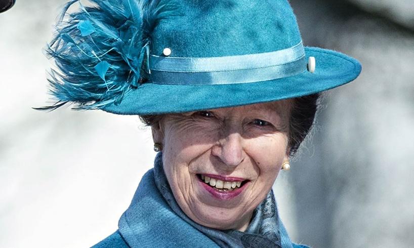 Princess Anne Queen Elizabeth Video Son Divorce
