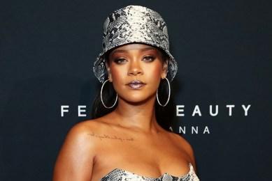 Rihanna Dating Rapper ASAP Rocky Savage X Fenty Video