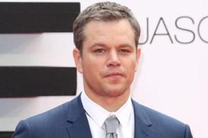 Matt Damon Daughter Slur Statement