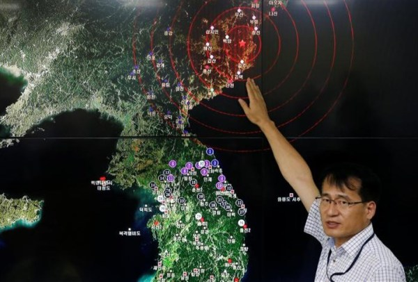 World condemns North Korea's 'biggest' nuclear test   US ...