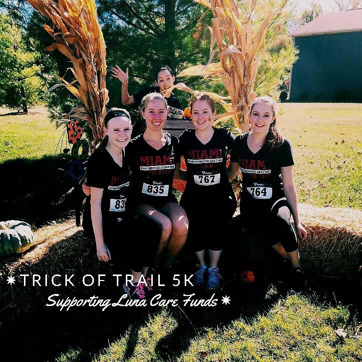 Trick of Trail 5k