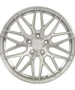 F1R wheels F103 Brushed Silver