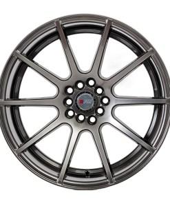 F1R wheels F17 Hyper Black