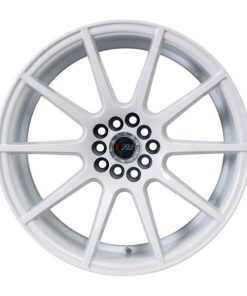 F1R wheels F17 White