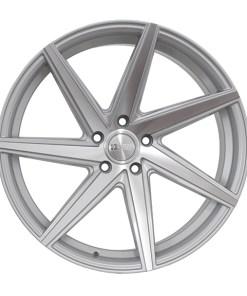 F1R wheels F35 Machined Silver