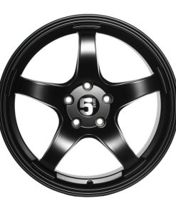 5zero wheels Z17 Matte Black