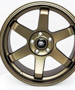 MST wheels MT01 Matte Bronze