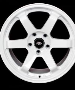MST wheels MT01 Gloss White