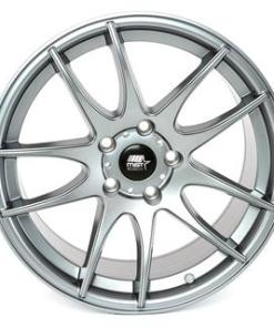 MST wheels MT30 Gun Metal