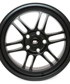 MST wheels Suzuka Matte Black