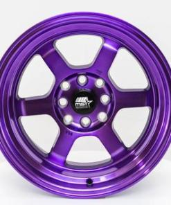 MST wheels Time Attack Cosmic Purple