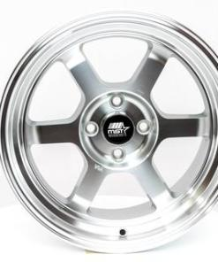 MST wheels Time Attack Machined