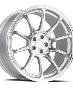 AH06 AH06 18X9 5X114.3 Silver Machined