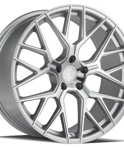 LS009 LS009 20X10.5 5X120 Silver Machined
